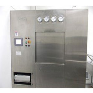 Sliding Door ETO Sterilizer